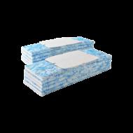 Balení jednorázových utěrek pro mokrý úklid