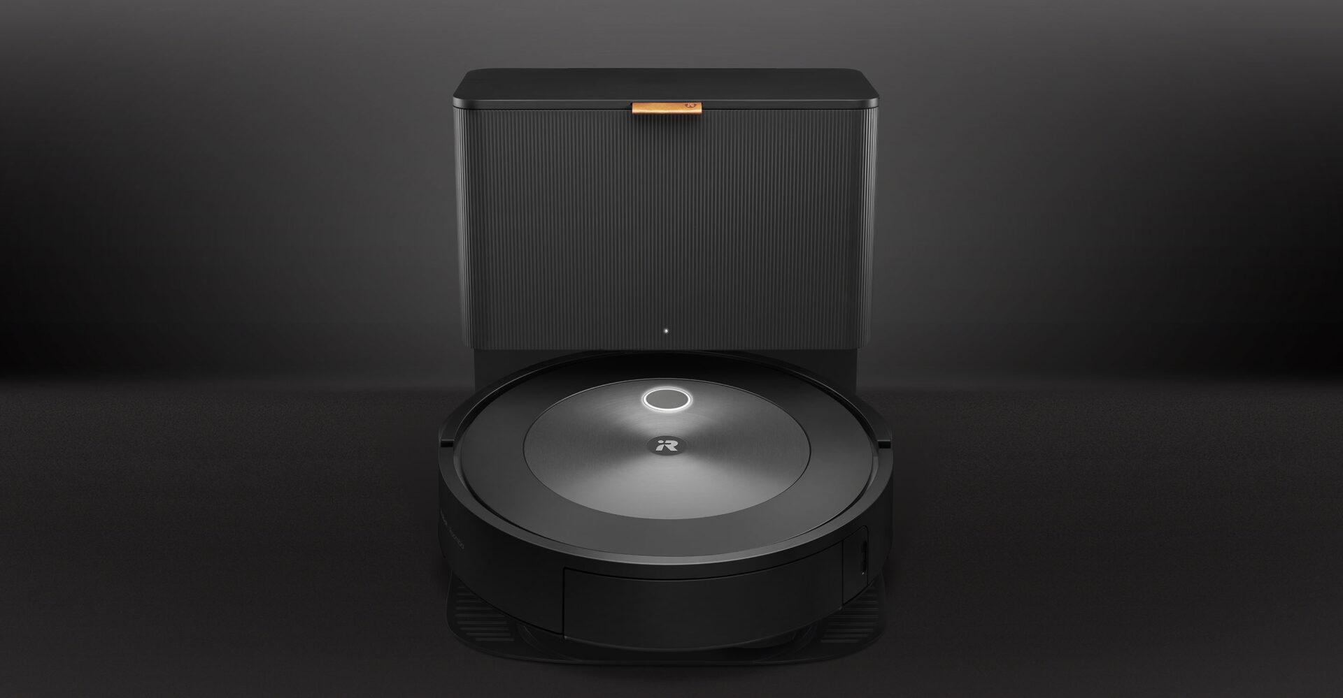 Roomba j7+ prémium robotporszívó novembertől elérhető